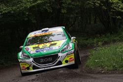 Pedro Baldaccini e Emanuele Baldaccini, P.A. Racing