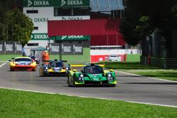 #13 Inter Europol Competition, Ligier JSP3 - Nissan: Jakub Smiechowski, Jens Petersen