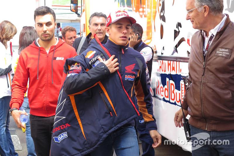 Márquez autorisé à courir