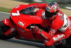 Carlos Checa, Marlboro Yamaha Team