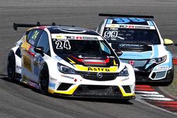Jordi Oriola Villa, DG Sport Competition, Opel Astra TCR