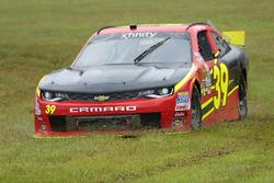 Abflug: Ryan Sieg, Chevrolet