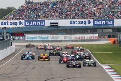 Старт гонки Boss GP
