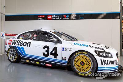 Garry Rogers Motorsport renk düzeni