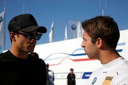 Mitch Evans; António Félix da Costa, BMW Team Schnitzer, BMW M4 DTM