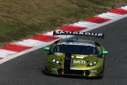 Lamborghini Huracan S.GTCup #103 Antonelli Motorsport, Mantovani-Veglia