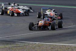 David Beckmann kfzteile24 Mücke Motorsport Dallara F312 - Mercedes-Benz