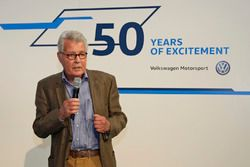Rainer Braun at the Opening event