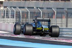 Pascal Wehrlein, Mercedes AMG F1 W06 Hybrid con neumáticos Pirelli 2017