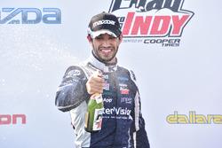1. Kyle Kaiser, Juncos Racing