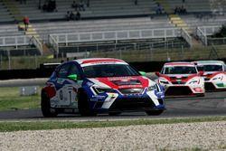Seat Leon Racer-TCR #7, Dall'Antonia-Piccin