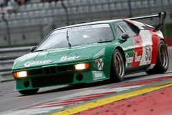 BMW M1 Procar, legends race with Dieter Quester