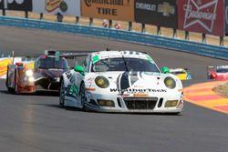 #22 Alex Job Racing, Porsche 991 GT3 R: Cooper MacNeil, Leh Keen, Gunnar Jeannette