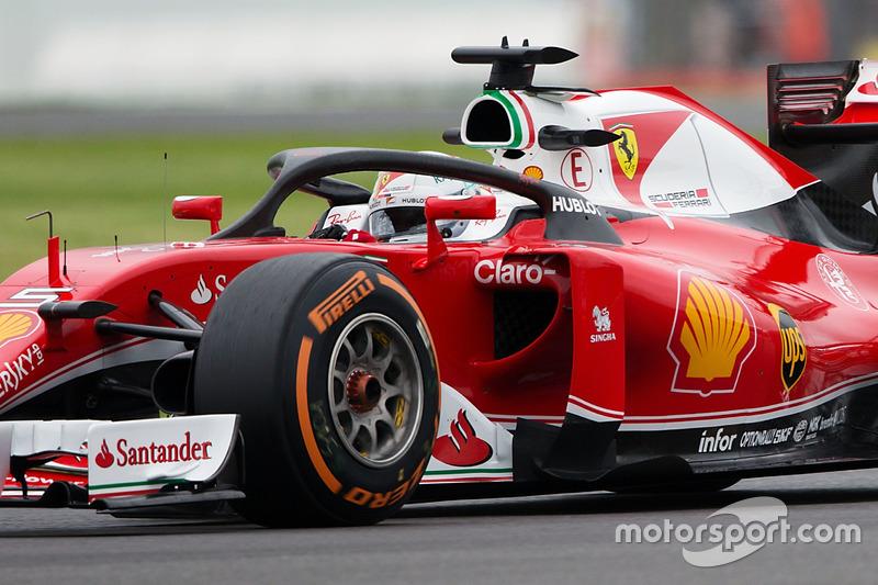 Себастьян Феттель, Ferrari SF16-H і Halo
