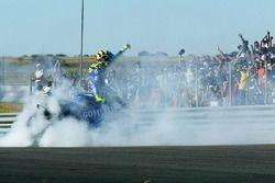 Racewinnaar Valentino Rossi