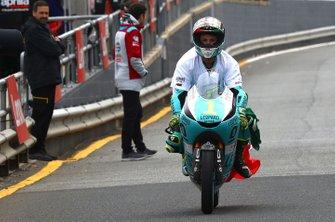 Lorenzo Dalla Porta, Leopard Racing, vainqueur
