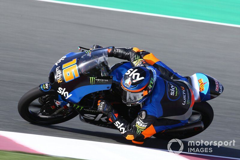 #16 Andrea Migno, Sky Racing Team VR46