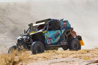 #428 BBR Mercier Racing - Can Am: Herve Diers, Alain Brousse