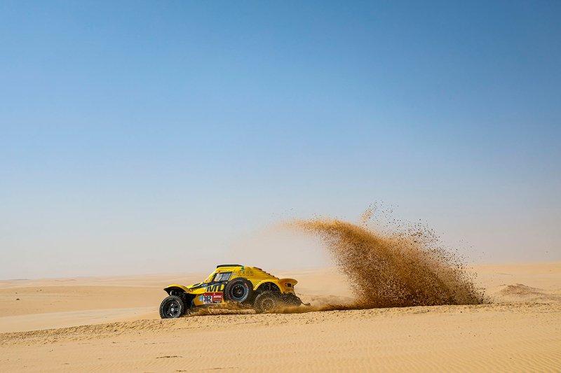 #362 MD Rallye Sport: Jianyun Jin, Wenke Ma