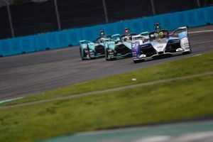 Alexander Sims, BMW I Andretti Motorsports, BMW iFE.20 Mitch Evans, Jaguar Racing, Jaguar I-Type 4, James Calado, Jaguar Racing, Jaguar I-Type 4