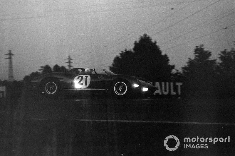 Людовико Скарфиотти, Майк Паркес, Scuderia Ferrari, Ferrari 275P