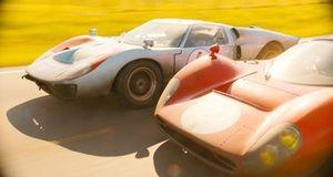 Ford GT40 y Ferrari 330