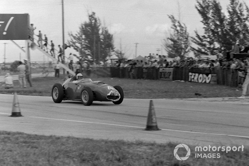 Wolfgang von Trips, Ferrari 246
