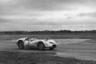 Walt Hansgen, Dick Thompson, Lister- Jaguar