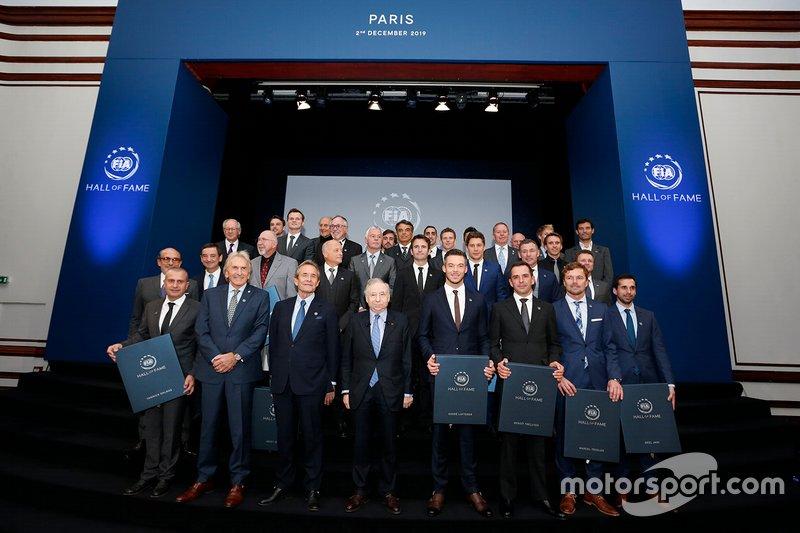 Foto oficial da FIA World Endurance Champions