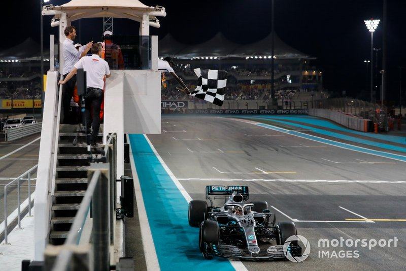 Moment #3: Lewis Hamiltons Dominanz