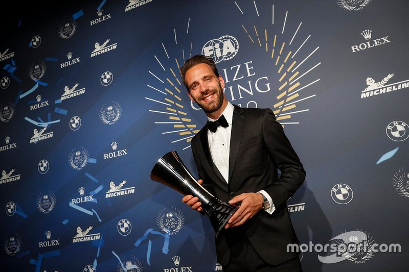Jean-Eric Vergne, Campeón FIA de Fórmula E
