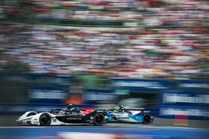 Neel Jani, Porsche, Porsche 99x Electric battles with Alexander Sims, BMW I Andretti Motorsports, BMW iFE.20