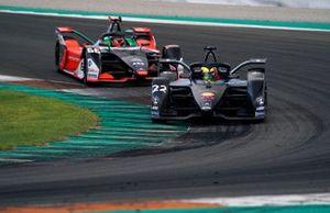 Oliver Rowland, Nissan e.Dams, Nissan IMO2 Daniel Abt, Audi Sport ABT Schaeffler, Audi e-tron FE06