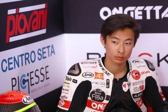 Tatsuki Suzuki, SIC58 Squadra Corse