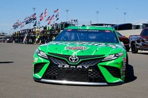 Erik Jones, Joe Gibbs Racing, Toyota Camry Interstate Batteries