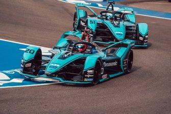 Mitch Evans, Jaguar Racing, Jaguar I-Type 4 James Calado, Jaguar Racing, Jaguar I-Type 4