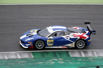 #308 Ferrari 488 Challenge, Wide World Ferrari: Mark Davies