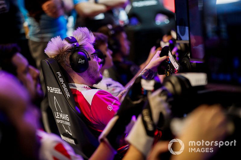 Motorsport Games eSports area