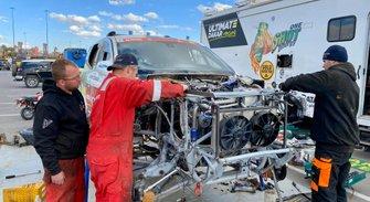 Tomas Ourednicek i David Kripal, Ford Ranger