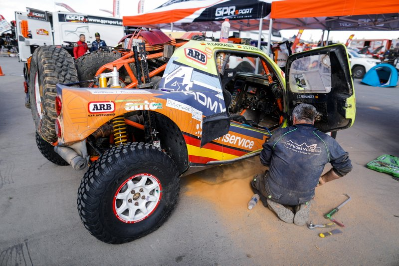 #430 GPR Sport Extreme: Roberto Carranza, Juan Carlos Fernandez