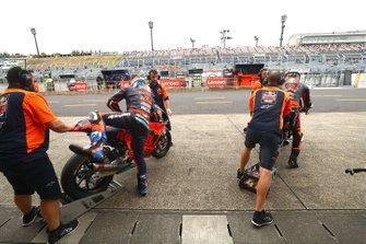 Jorge Martin, KTM Ajo, Brad Binder, KTM Ajo