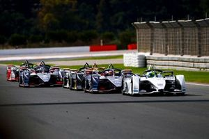 Felipe Massa, Venturi Formula E, EQ Silver Arrow 01, Robin Frijns, Envision Virgin Racing, Audi e-tron FE06, Jean-Eric Vergne, DS TECHEETAH, DS E-Tense FE20