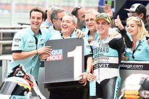 Pole sitter Marcos Ramirez, Leopard Racing