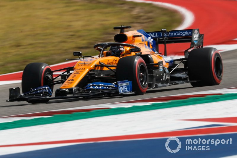 8º: Carlos Sainz Jr., McLaren MCL34