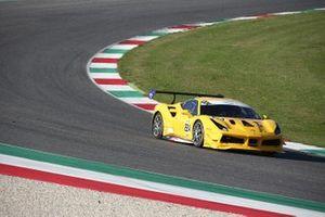 #224 Ferrari 488 Challenge, Boardwalk Ferrari: Ziad Ghandour