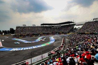 Porsche-Supercup in Mexico City