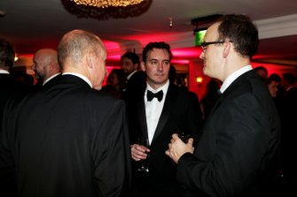 Guests in the lobby prior to the start of the Awards