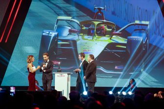Jean-Eric Vergne collects the Moment of the Year award