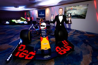 Johnathan Hoggard, vainqueur de l'Aston Martin Autosport BRDC Young Driver Award