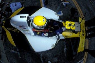 Pierluigi Martini, Minardi, al GP del Messico del 1990